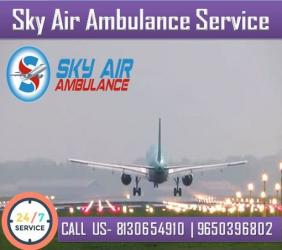 Rent a Cheaper Cost Air Ambulance from Patna in Kathmandu