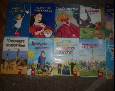 Knjige decije male 12 kom za 1000 din