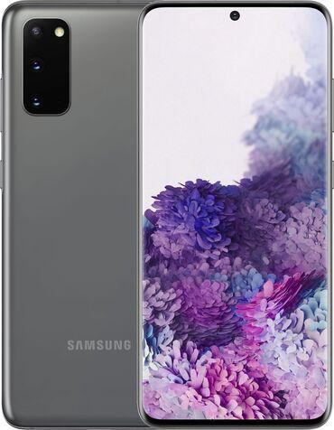 Samsung Galaxy S20 128GBЕсть цвета:- Черный- СерыйНовыеС