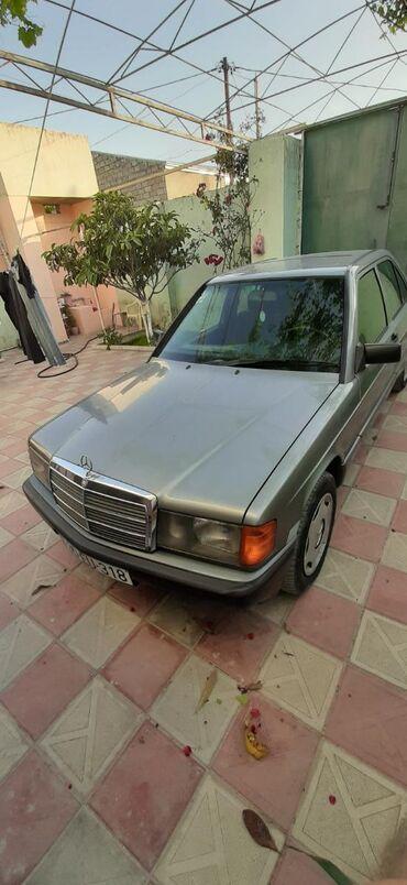 brilliance m2 1 8 at - Azərbaycan: Mercedes-Benz 190 1.8 l. 1992