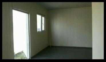 Продаю!!! 90%готовый контейнер.внутри 30м2 Звоните подробно расскажу. в Бишкек