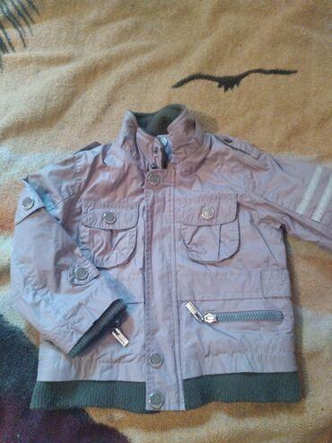 40 объявлений   НАХОДКИ, ОТДАМ ДАРОМ: Стильная куртка на позднюю осень/раннюю весну на мальчика 2-4 года в