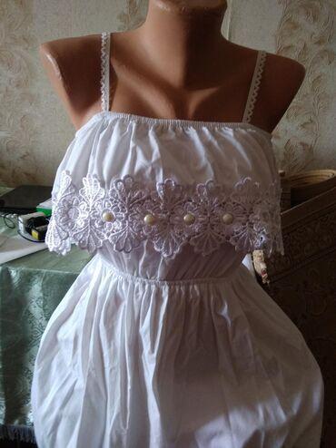 Женская одежда в Каинды: Платье нарядное, одето один раз