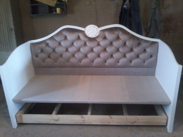Изготавливаем кровати в каретной стяжке в Лебединовка