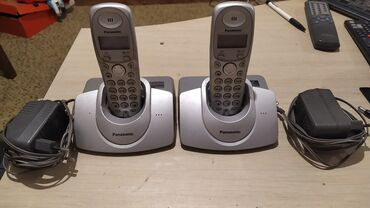 Elektronika - Kraljevo: Panasonic KX-TGA110FX • DECT/GAP Bežični telefon  • Svetleći LCD displ