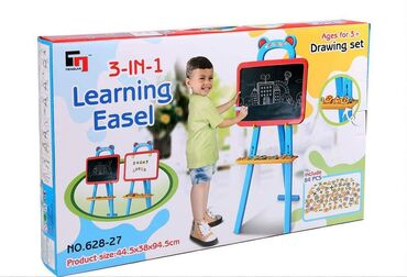 3u1 dvostrana tabla za učenje je tabla namenjena deci koja idu u vrtić