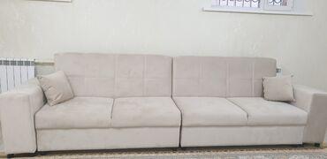 Продаю диван (длина 3.5 м)Продаю диван.Общая длина от края до края 350