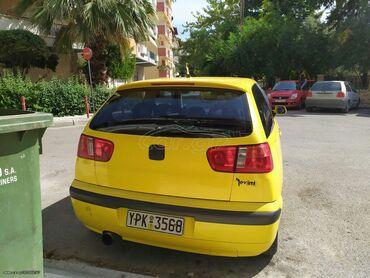 Seat Ibiza 1.8 l. 2001 | 190000 km