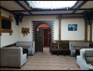 Nerimanov rayonu 2 zal 2 kabineti olan çay evi lounge icare