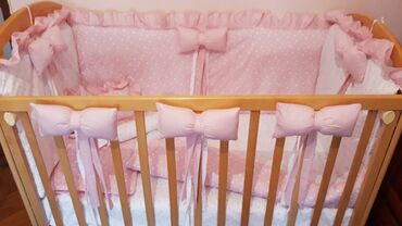 Ogradica za bebe - Srbija: Kvalitetna, dečija pamučna posteljina po Vašoj želji I meri. Jorganska