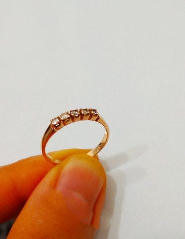 Кольцо с бриллиантами, размер 16 585 в Бишкек