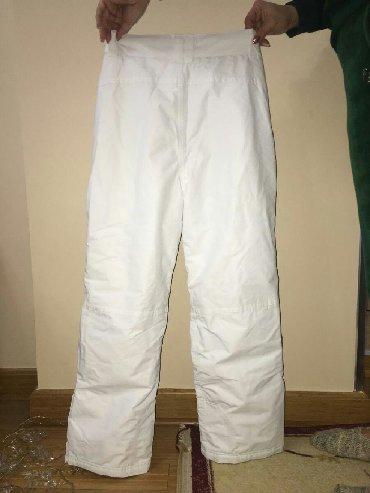 Dečije Farmerke i Pantalone | Priboj: AKCIJA SAMO DANAS Bele termo pantalone za sneg.Duzina 100 cm35 cm