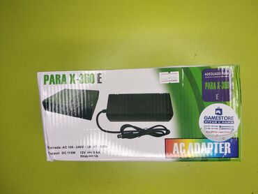 Xbox 360 & Xbox в Кыргызстан: Кабель питания для Xbox 360 Slim E
