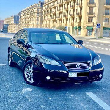Lexus - Azərbaycan: Lexus ES 3.5 l. 2016 | 125 km