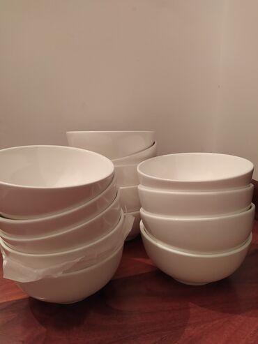 Новая посуда, большие пиалы для супа. 14 штук осталось
