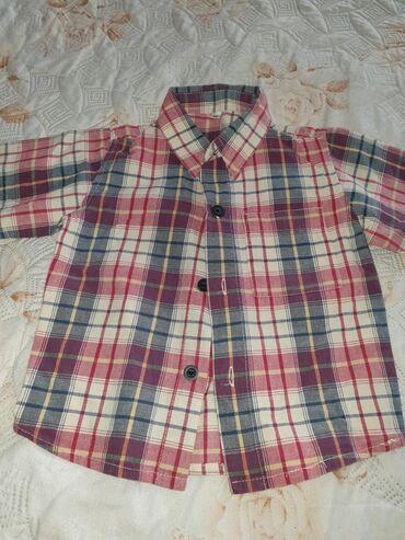 lenne 86 в Кыргызстан: Рубашка на рост 86 см в идеальном состоянии