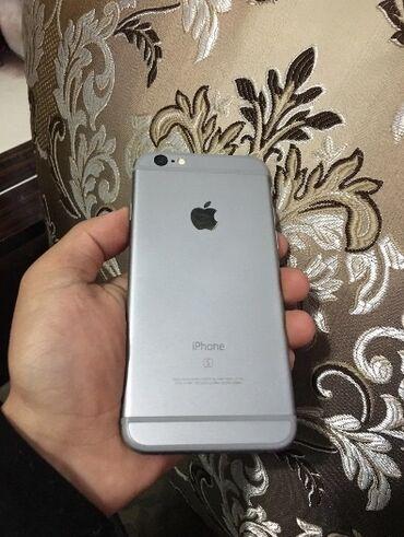 купить iphone бу в рассрочку в Кыргызстан: Б/У iPhone 6s 16 ГБ Серый (Space Gray)