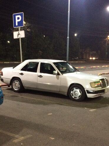 mercedes e в Кыргызстан: Mercedes-Benz E-Class 2.3 л. 1991