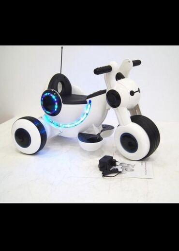 Детский электроцикл