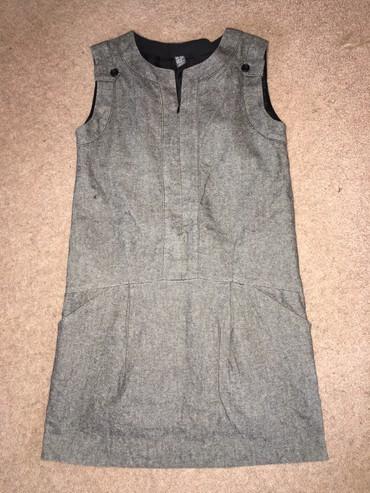 летнее платье трапеция в Кыргызстан: Zara платье осень/весна. Состояние отличное, размер: 11-12 лет