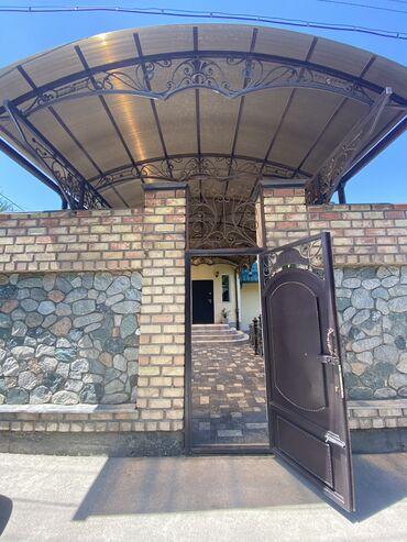 Кыймылсыз мүлк - Кыргызстан: Сатам Үй 200 кв. м, 5 бөлмө