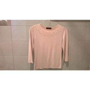 Μπλουζάκι ροζ ( επάνω στα λουλουδάκια έχει πούλιες στο ίδιο χρώμα )63%