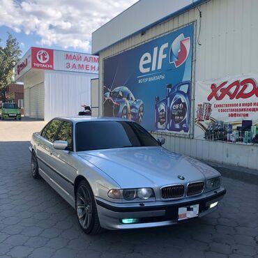 BMW 7 series 4.4 л. 2001 | 155 км