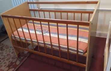 Bakı şəhərində Детская кровать в хорошем состоянии