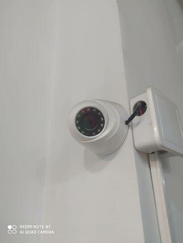 компьютер в Кыргызстан: Монитор dell  Камеры 4  Запись память внутренняя месяц 8 сетки Симга