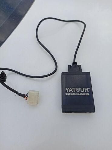 цифровой фото аппарат в Кыргызстан: Цифровой сд чейнджер. Мп3 адаптер. Юзбишник для штатного магнитола в