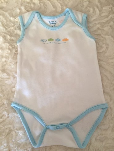 Selection of 4 vests. 0-3 months. Very good condition.  σε Νέα Σμύρνη - εικόνες 4