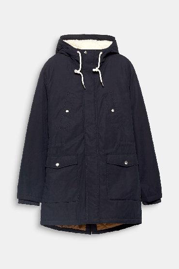 ESPRIT teget zimska jakna, veličina XXL - NOVOESPRIT zimska jakna