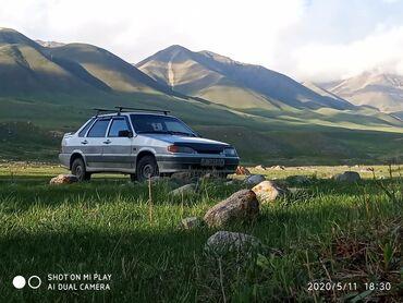 диски бу ваз в Кыргызстан: ВАЗ (ЛАДА) 2115 Samara 1.5 л. 2004   200000 км