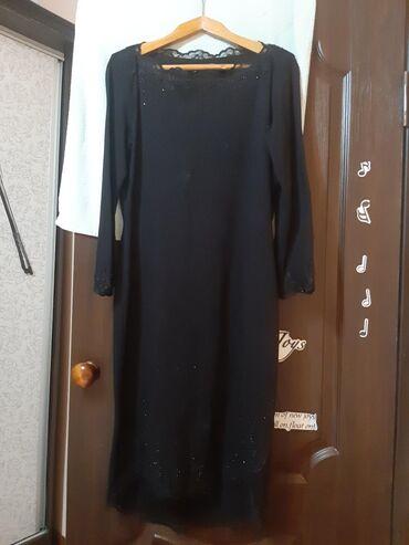 Продаю платье черное вечерние Турция в хорошем состоянии . Размер