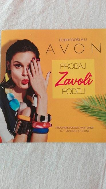 Prodaja kozmetike - Srbija: POSTANI DEO TIMA KATALOSKE PRODAJE AVON