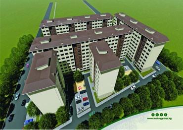 Квартиры в мкр Кок-Жар. в Бишкек