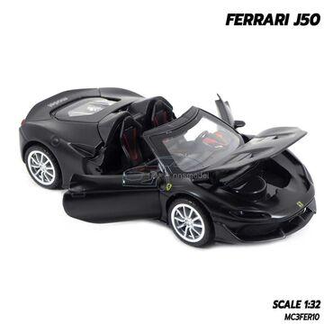 Ferrari maşın Uzaqdan idarə edilə bilən,şarj edilə bilənsurətli maşı