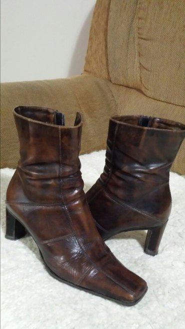 Moderne zenske čizme, stefano, nošene jednu sezonu ali vrlo malo, 36 - Velika Plana