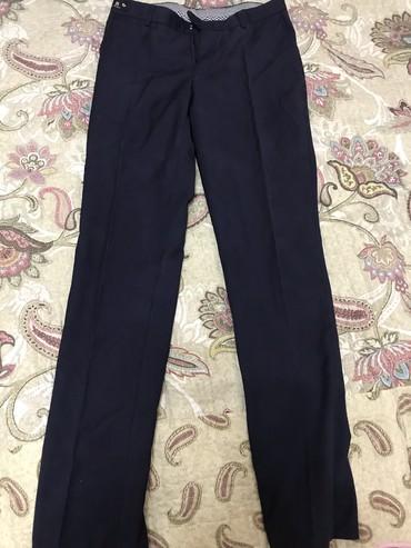 Брюки мужские на худенького, и джинсы, размер 28-29, джинсовый