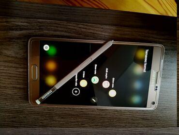 Samsung - Bakı: Samsung Galaxy Note 4 | 32 GB | boz | İşlənmiş