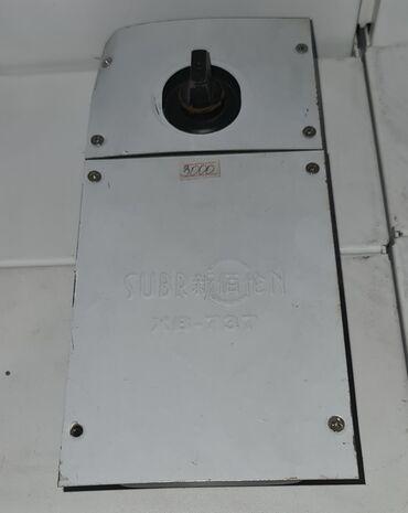 Дверной доводчик напольный l для стеклянной двери 60-80 кг SUBR XB-