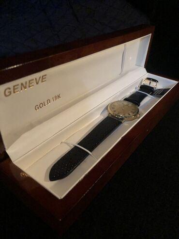 chopard saat - Azərbaycan: Saat yenidir heçvaxt işlənməyb. İtaliyanın Universal Geneve Quartz