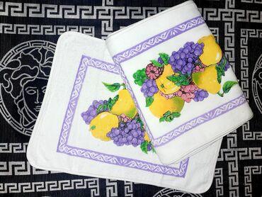 Mağaza vitrinleri - Азербайджан: Türkiyə istehsalı çay dəsmalı satılır. 1 ədədin qiyməti 1.50 azn. 20