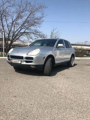 купля продажа авто в бишкеке в Кыргызстан: Porsche Cayenne 3.2 л. 2004 | 180528 км