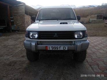 Mitsubishi Pajero 1996 в Ананьево