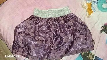 Suknjica prelepa svecana.... Pogledajte ostale moje oglase ima dosta - Sremska Mitrovica
