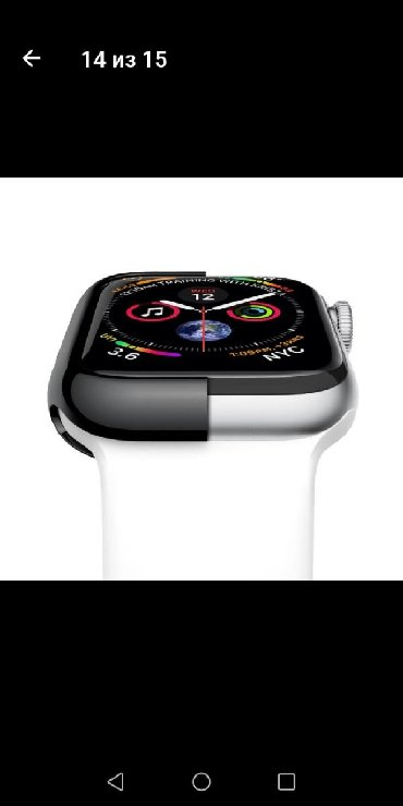 Чехол для Apple watch 4,5 серии