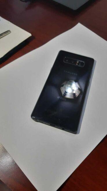 Samsung galaxy note - Азербайджан: Б/у Samsung Galaxy Note 8 64 ГБ Черный