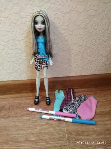 Продаю куклу Monster high Френки Штейн. в Бишкек