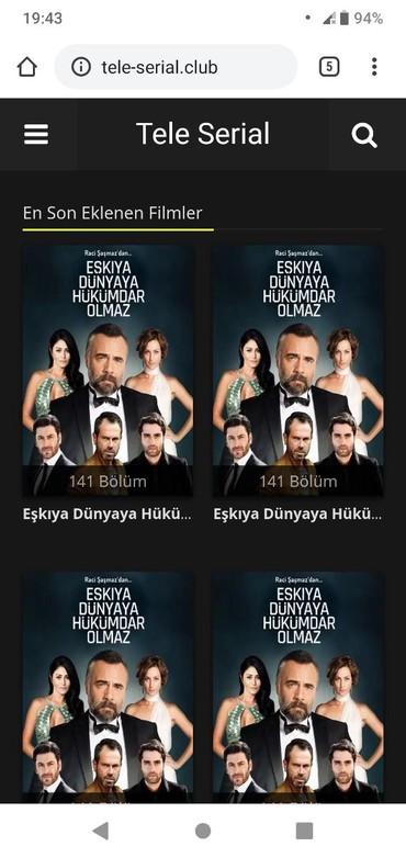 elanlar sayti - Azərbaycan: Tecili Word press serial sayti satilir?. 300 azn. sayt Yeni acilib